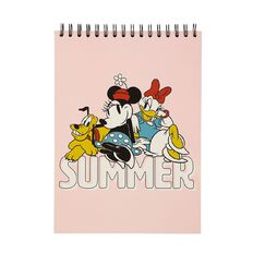 Minnie Mouse Q2 Sketchpad A4 Pink A4