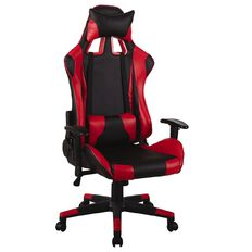 Workspace Gaming Chair Black/Red Black/Red