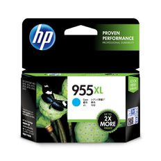 HP Ink 955XL Cyan (1600 Pages)