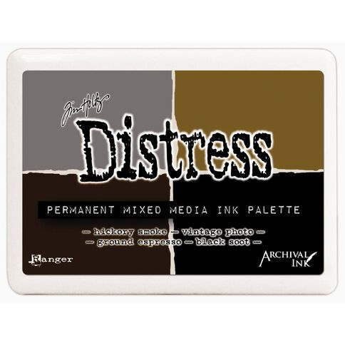 Tim Holtz Stamp Pad Mixed Media Palette