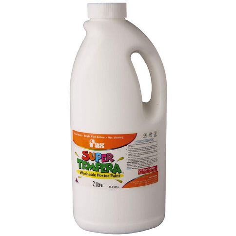 FAS Fas Paint Super Tempera 2L White