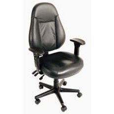 Buro Persona Chair With Arms Leather
