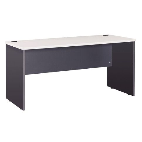 Workspace Office Brand Desk 1500 White