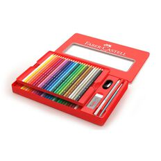 Faber-Castell Watercolour Sketch Set Of 48 Multi-Coloured