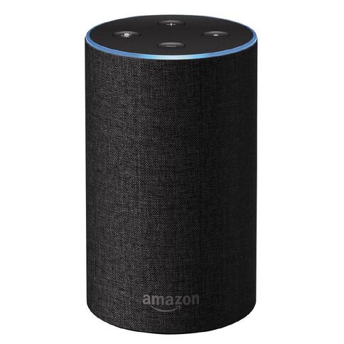 Amazon Echo Smart Speaker Charcoal