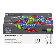 Winsor & Newton Promarker Brush Set 48