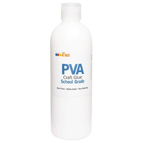 FAS Pva Craft Glue 500ml White