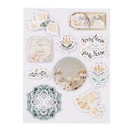 Uniti Sunkissed Summer Dimensional Stickers