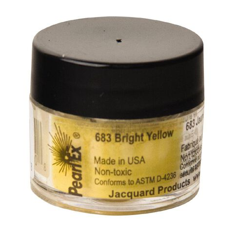 Jacquard Pearl Ex 3g Bright Yellow