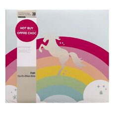 Craft Smith Album Unicorn 12in x 12in