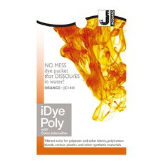 Jacquard iDye Poly 14g Orange