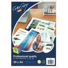 Color Copy Digital Laser 100gsm 30 Pack