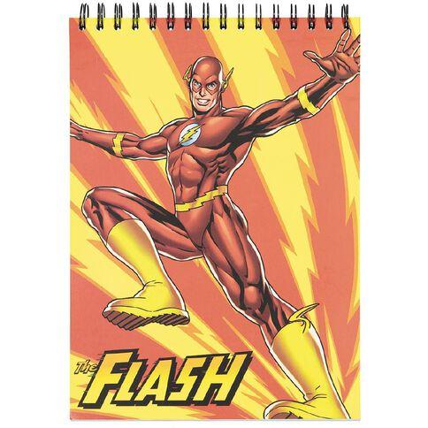 The Flash DC Comics Sketch Pad A4