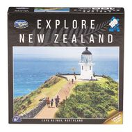Explore New Zealand 100 Piece Puzzle Assorted