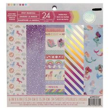 Craft Smith Paper Pad Magical Enchanting 6in x 6in