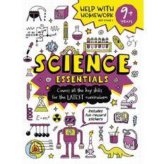 Help with Homework Expert 9+ Science Essentials