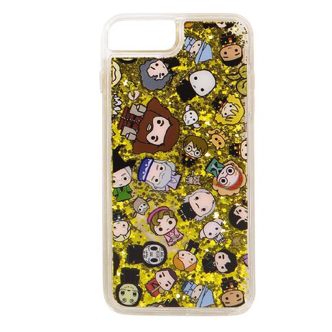 Harry Potter iPhone 6+/7+/8+ Chibi Glitter Case