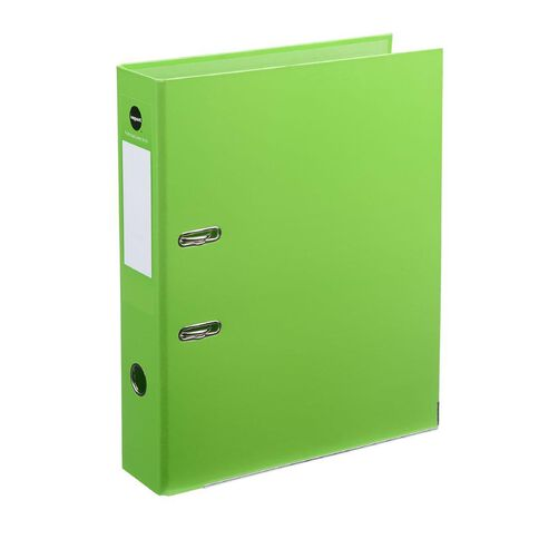 Impact Foolscap Lever-Arch Green