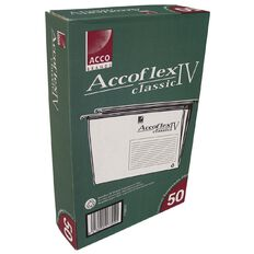 Accoflex Suspension Files Accoflex IV Foolscap Box of 50