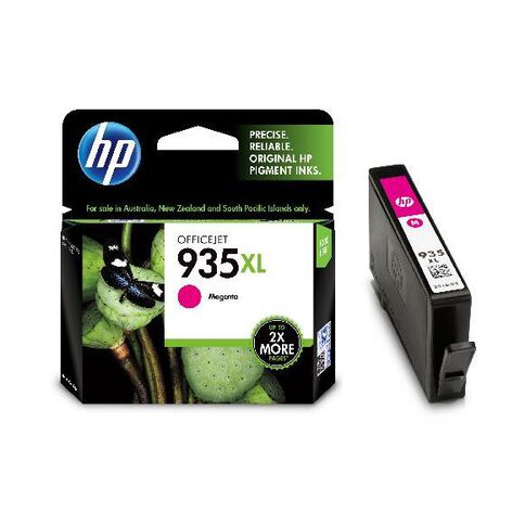 HP Ink 935XL Magenta (825 Pages)