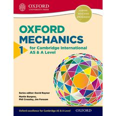 As/A Year 12/13 Mechanics 1