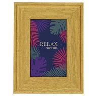 Living & Co Wooden Frame Natural 4in x 6in