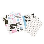 Grace Taylor Cards and Envelopes Black White & Gold