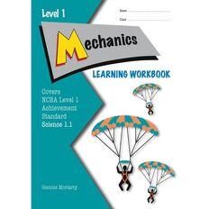 Ncea Year 11 Mechanics 1.1 Learning Workbook