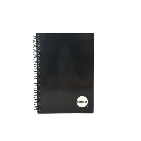 WS Notebook Wiro Black A5