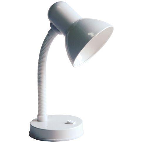 Jastek Flexi Desktop Lamp White