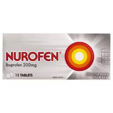 Nurofen Tablets 12 Pack