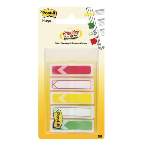 Post-It Prioritization Flags 100 Per Pack