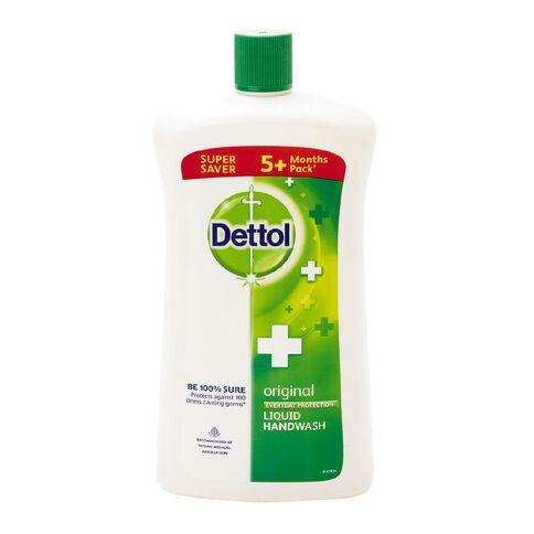 Dettol Hand Wash Refill Original 900ml