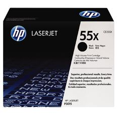 HP Toner 55X Black (12500 Pages)