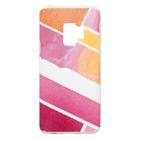 Samsung Galaxy S9 New Craft Watercolour Case