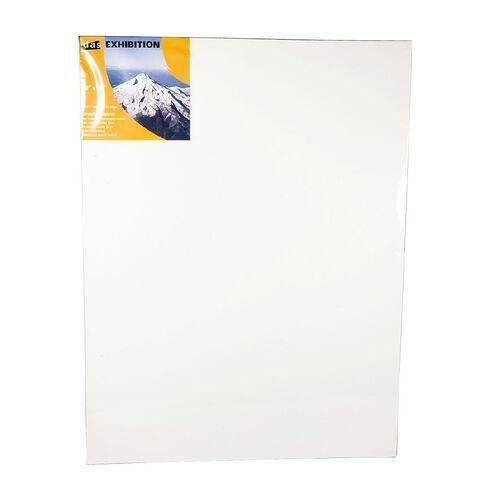 DAS 1.5 Exhibition Canvas 30 x 40in White