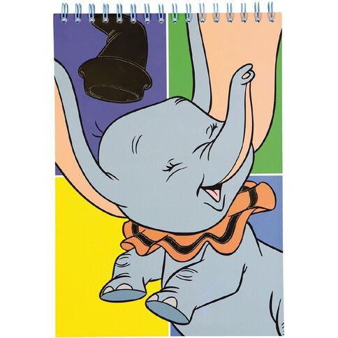 Disney Classics Dumbo Sketchpad A4