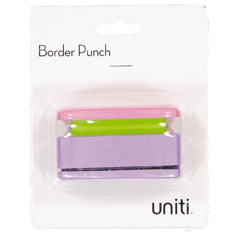 Uniti Border Punch Assorted