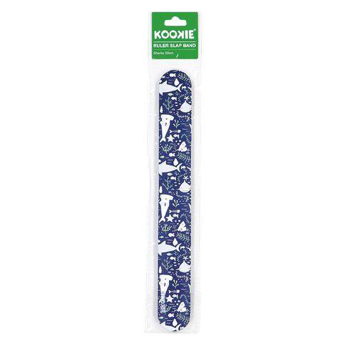 Kookie Sharks Ruler Slap Band 20cm