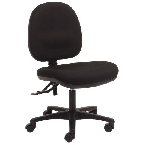 Chair Solutions Aspen Midback Chair Black