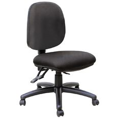 Buro Seating Mondo Java Midback Task Chair Black