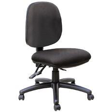 Buro Seating Mondo Java Midback Task Chair Black