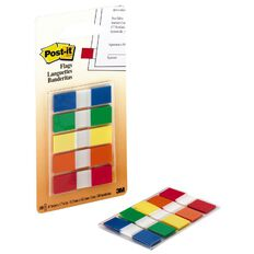 Post-It Flags 683-5CF Mini Dispenser 11.9 x 43.2mm