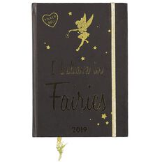 Disney Diary 2019 Day to Page Tinkerbell A5