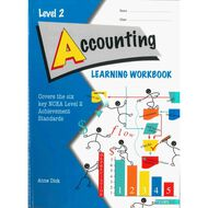 Ncea Year 12 Accounting Learning Workbook