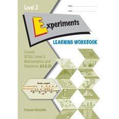 Ncea Year 12 Experiments 2.10 Learning Workbook