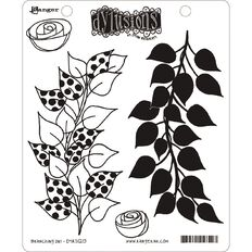 Ranger Dylusions Stamp Branching Out