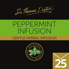 Lipton Stl Peppermint Tea 25 Pack
