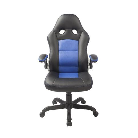 Jasper J Racer Chair Blue