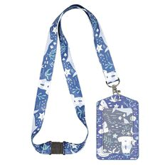 Kookie Sharks Lanyard Bus Pass
